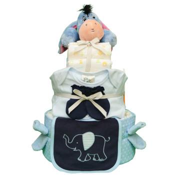 Торт из памперсов «Малыш»