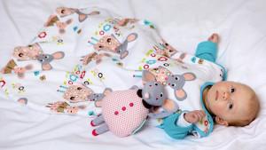 Спальный конверт для малыша