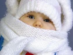 Гардероб для «зимнего» малыша