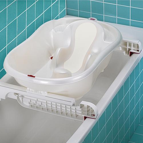Ванночка с функцией установки на большую ванну