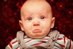 Когда малыш плачет
