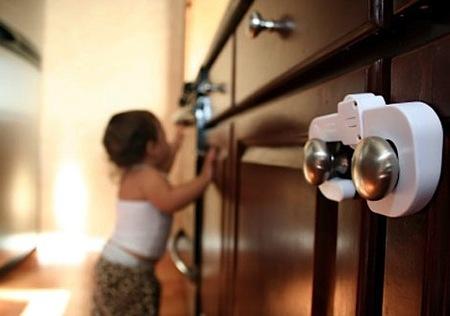 безопасный дом для малыша