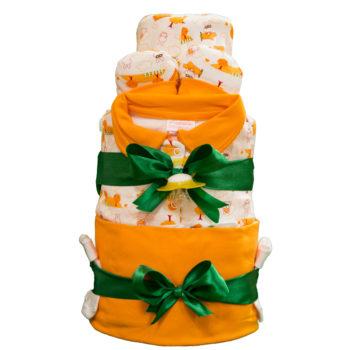 Торт из памперсов «Универсальный»